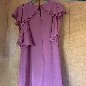 LC Lauren Conrad Dresses - NWT LC Lauren Conrad Shift Dress w/ Ruffle Sleeves